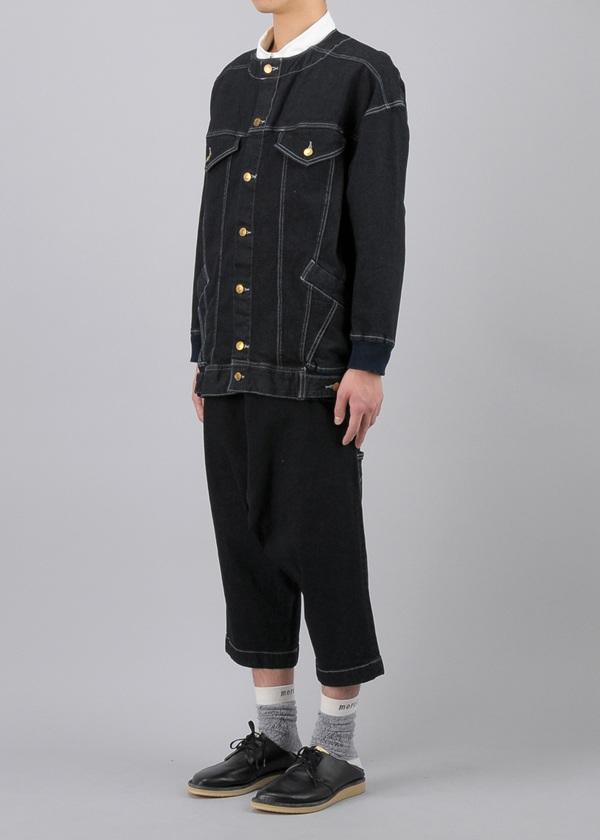 メルシーボークー、 / S メンズ B:デニジャン / デニムジャケット