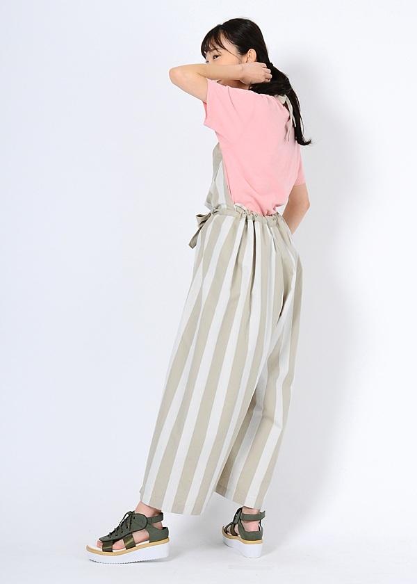 メルシーボークー、 / S しぶ色ストライプ / パンツ