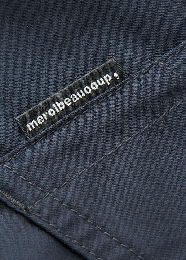 メルシーボークー、 / メンズ B:ストレッチツイル / パンツ