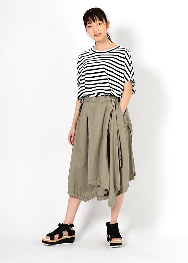 メルシーボークー、 / S B:うすツイル / スカート