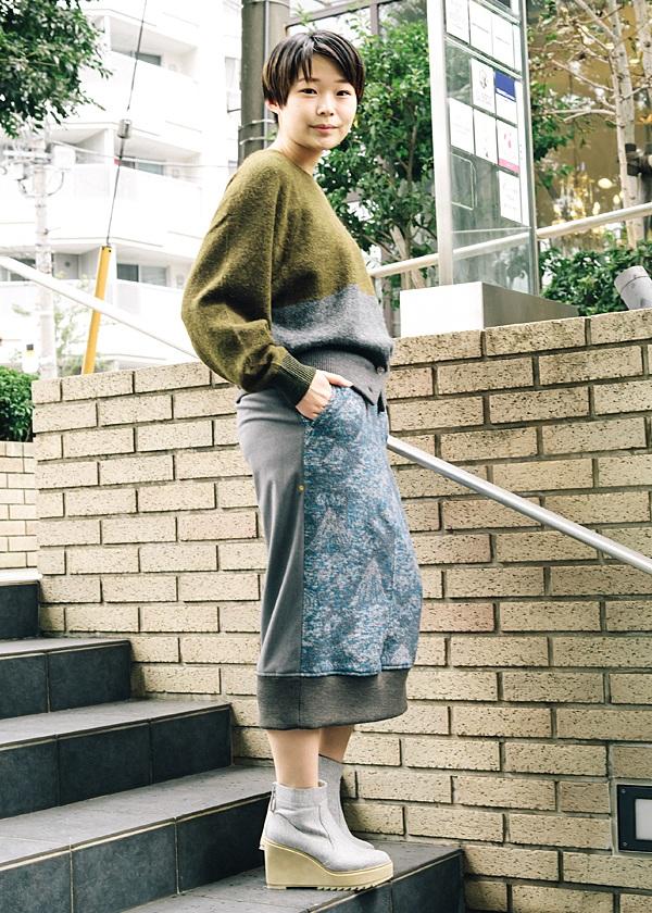 メルシーボークー、 / スサノオ国 / スカート