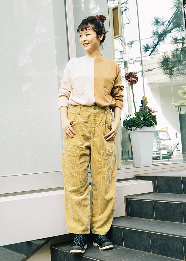 メルシーボークー、 / 編みイロニット / セーター
