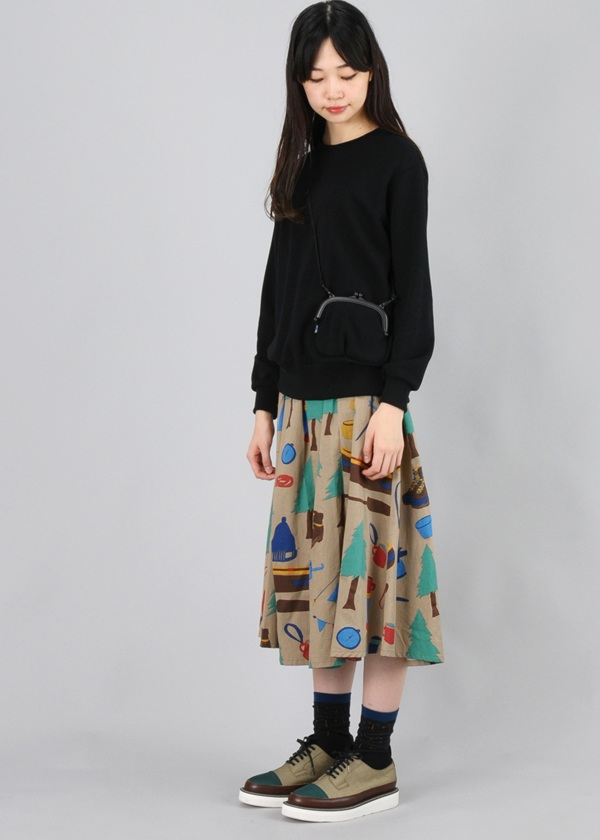 ネ・ネット / キャンパー / スカート