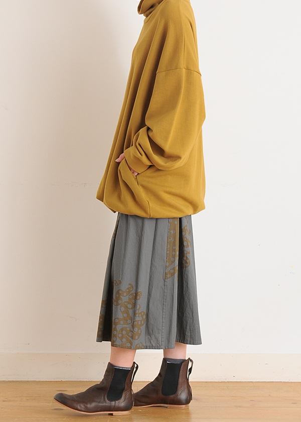 ネ・ネット / スリップウェアシャツ / スカート