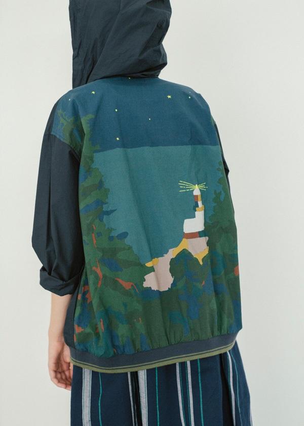 ネ・ネット / viewシャツ / パーカ