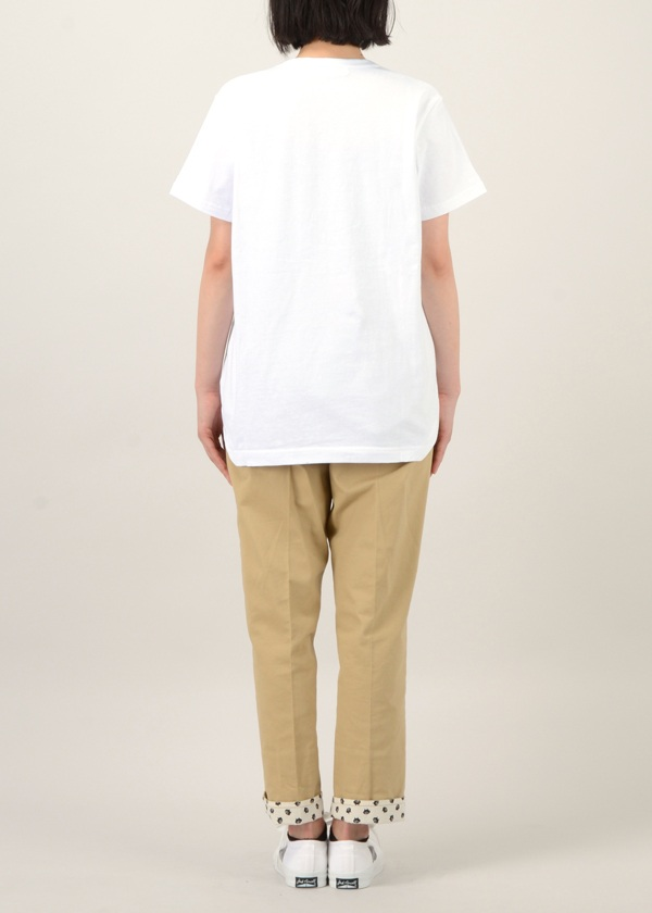 にゃー / S にゃーかおポケットT / Tシャツ