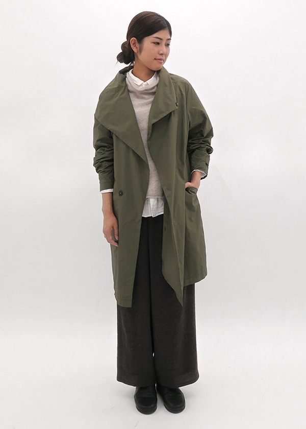 Plantation / Warm Taffeta / コート