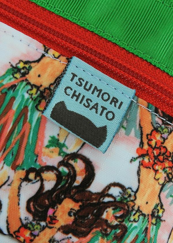 TSUMORI CHISATO × LeSportsac / ALOHA GIRL / ボディバッグ