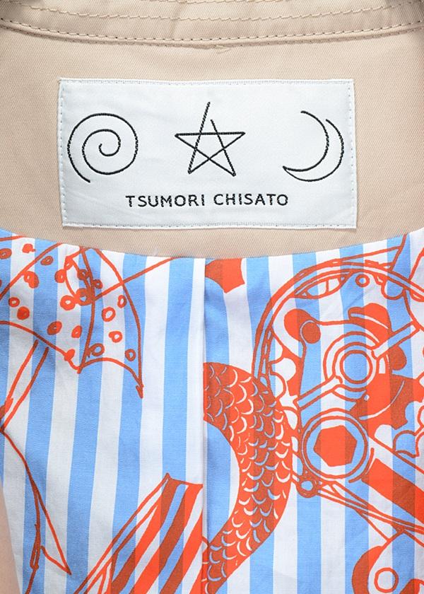 TSUMORI CHISATO / (O)  ニューセームギャバ / コート
