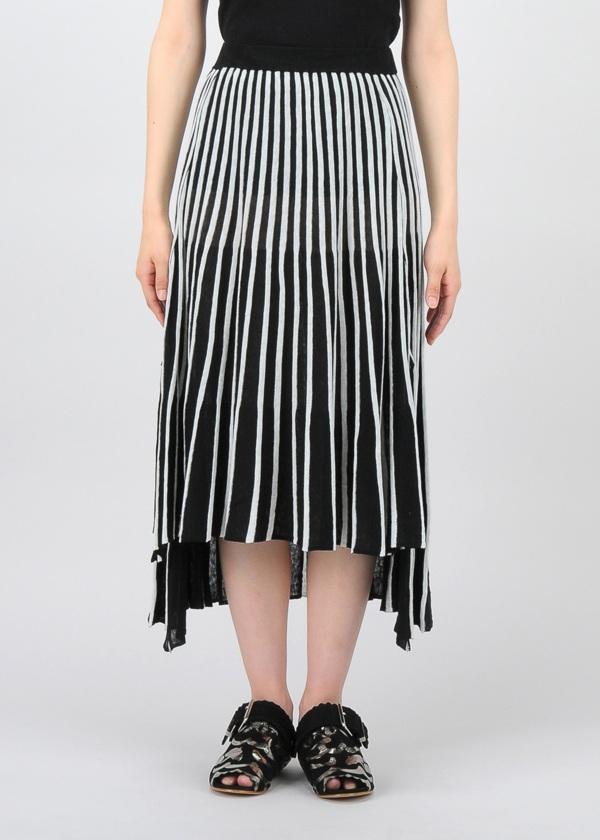 TSUMORI CHISATO / S ヤシルクリネン / スカート