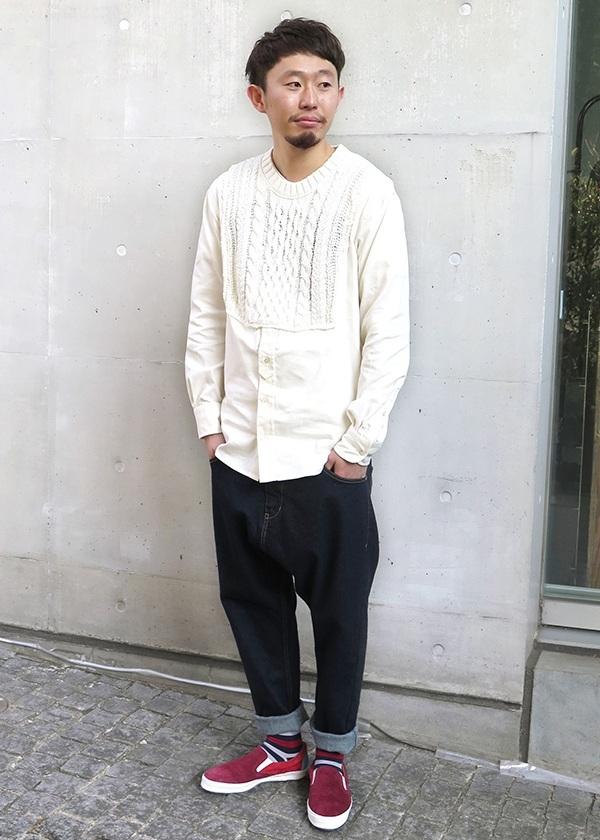 TSUMORI CHISATO / S �����Y �g�����f�j�� / �p���c
