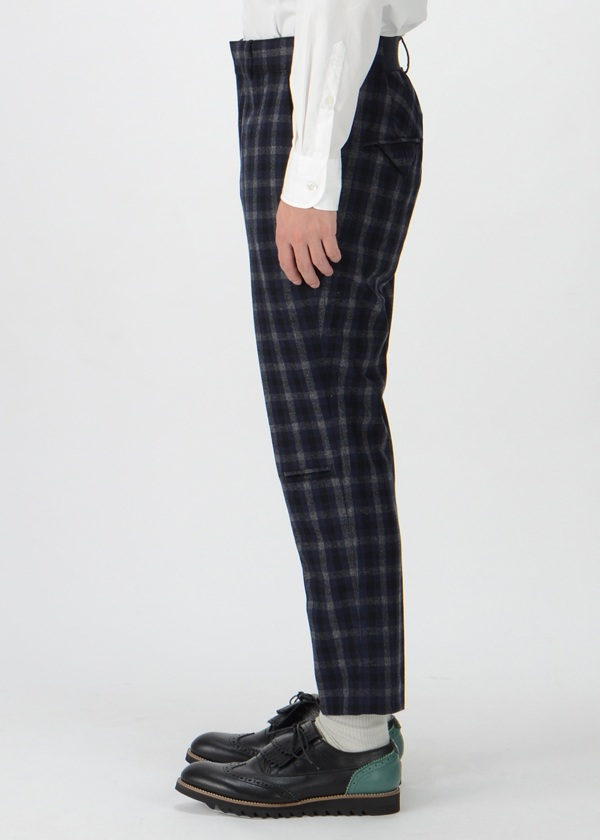 TSUMORI CHISATO / S メンズ ウォームチェック / パンツ