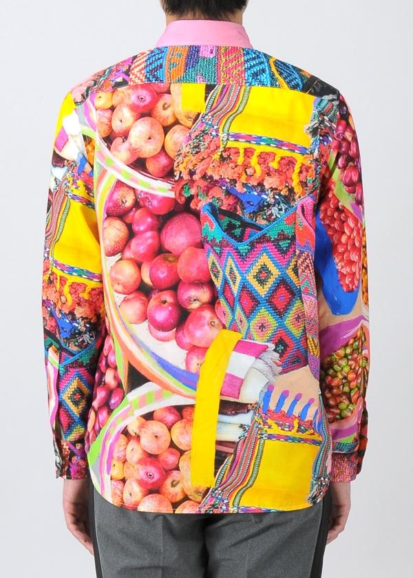 TSUMORI CHISATO / メンズ グアテマラマーケットシャツ / シャツ