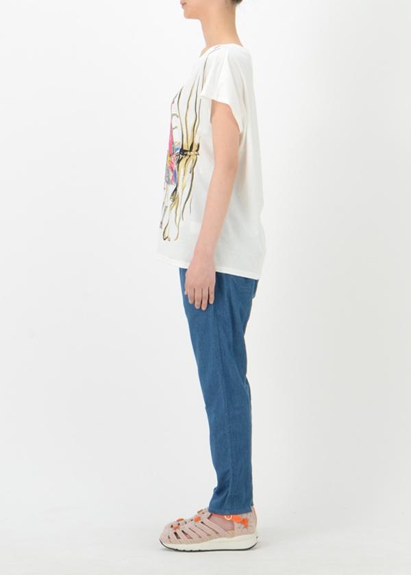 <先行予約> TSUMORI CHISATO / メンズ ノーブルガーデンT / カットソー