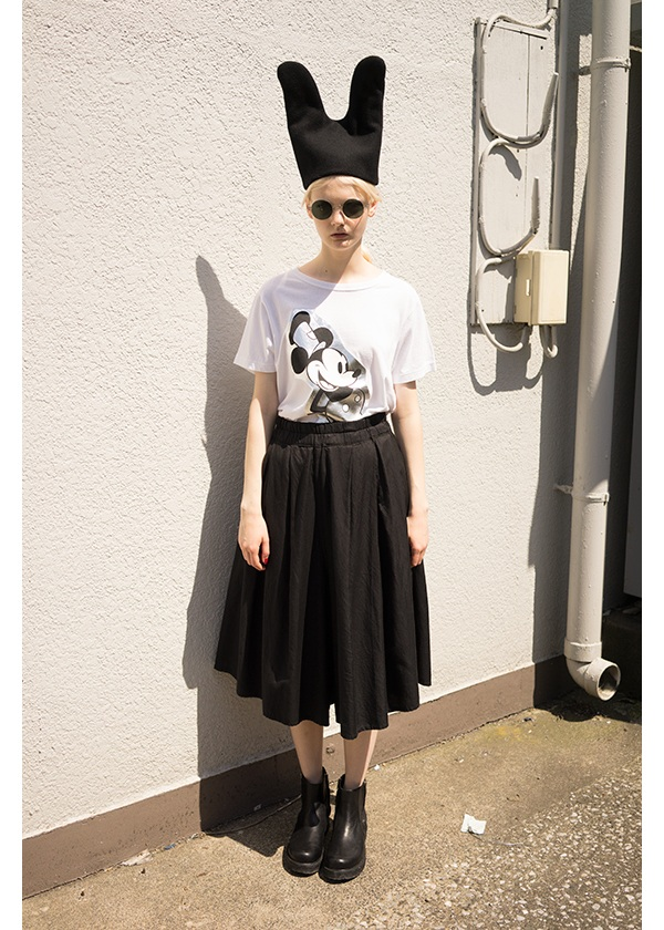 ZUCCa / 【限定】 STANDING MICKEY T / Tシャツ