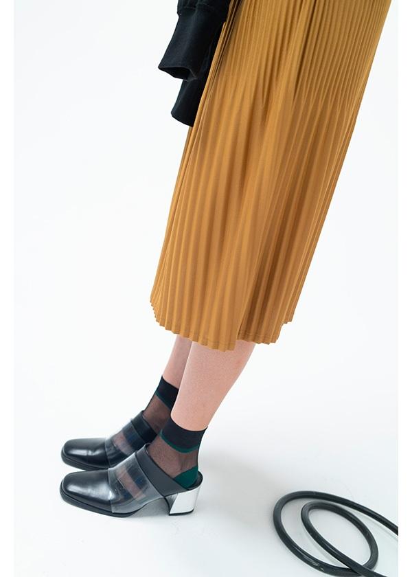 ZUCCa / PEスムース / スカート