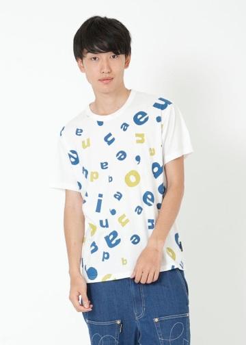 メルシーボークー、 / メンズ B:ロゴティー / Tシャツ