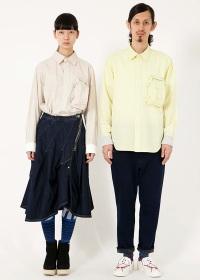 メルシーボークー、 / (O) カーシャツ / シャツ