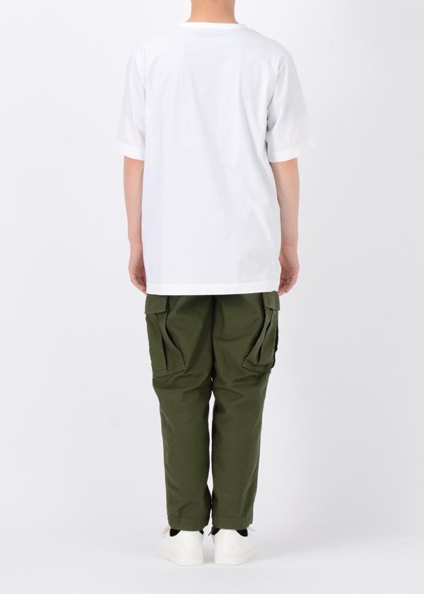 ZUCCa / GF メンズ ミルスペックTシャツ / カットソー