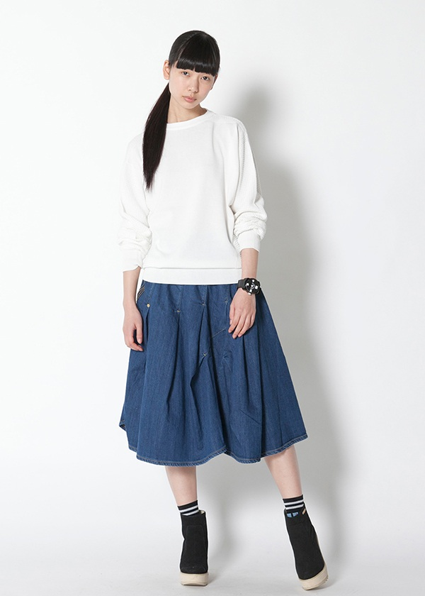 メルシーボークー、 / GF B:デニふわスカ / スカート