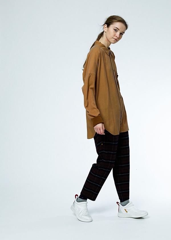 メルシーボークー、 / チェッキモ / パンツ