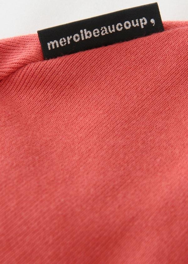 メルシーボークー、 / B:メルししゅうティー / カットソー