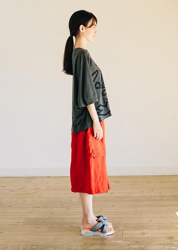 メルシーボークー、 / S アサテン / スカート