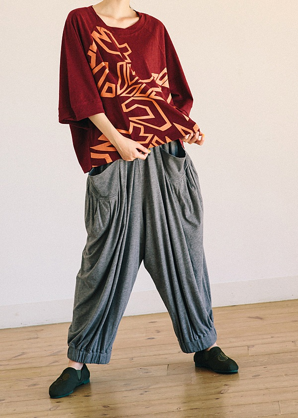 メルシーボークー、 / B:カタカナティー / Tシャツ