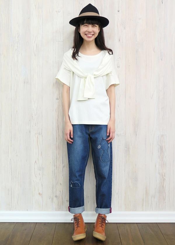 ネ・ネット / 2WAYジャージ / Tシャツ