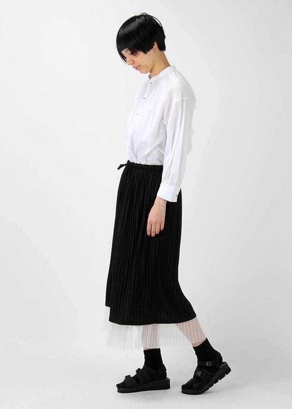 ネ・ネット / S ストライプリバーシブル / スカート