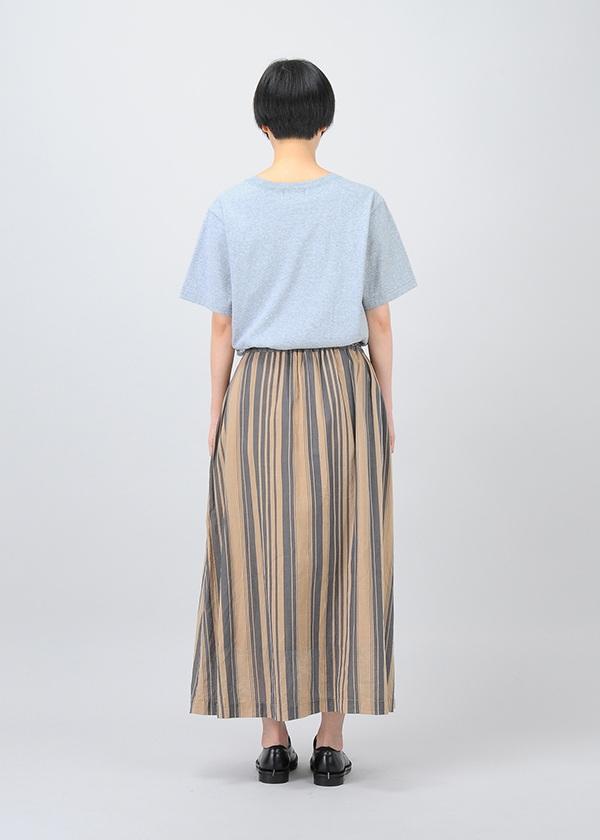 ネ・ネット / ランダムストライプ / スカート