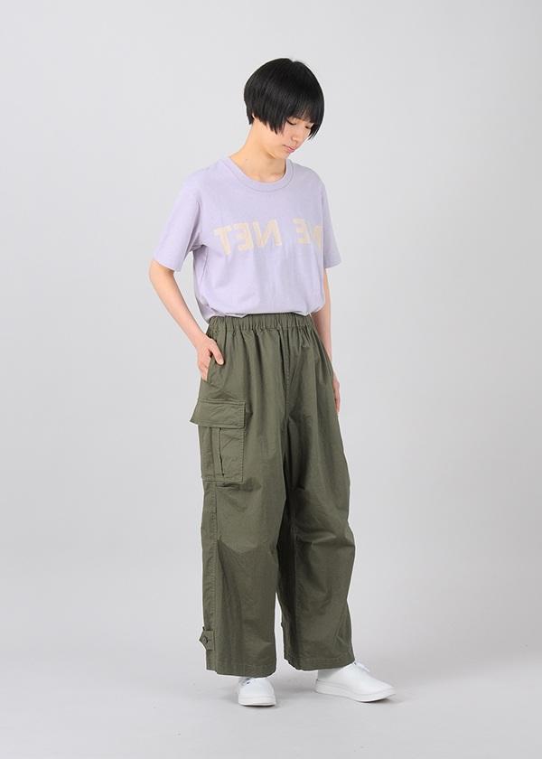 ネ・ネット / クラッキング T / Tシャツ