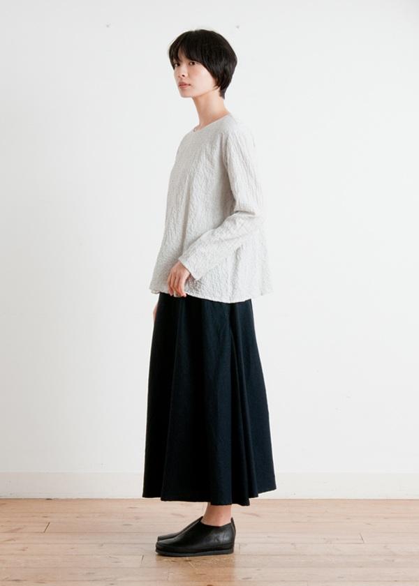 Plantation / CLウールクロス / スカート
