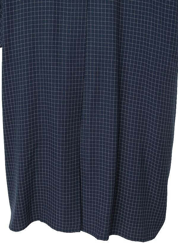 Rayon Check Long - CT