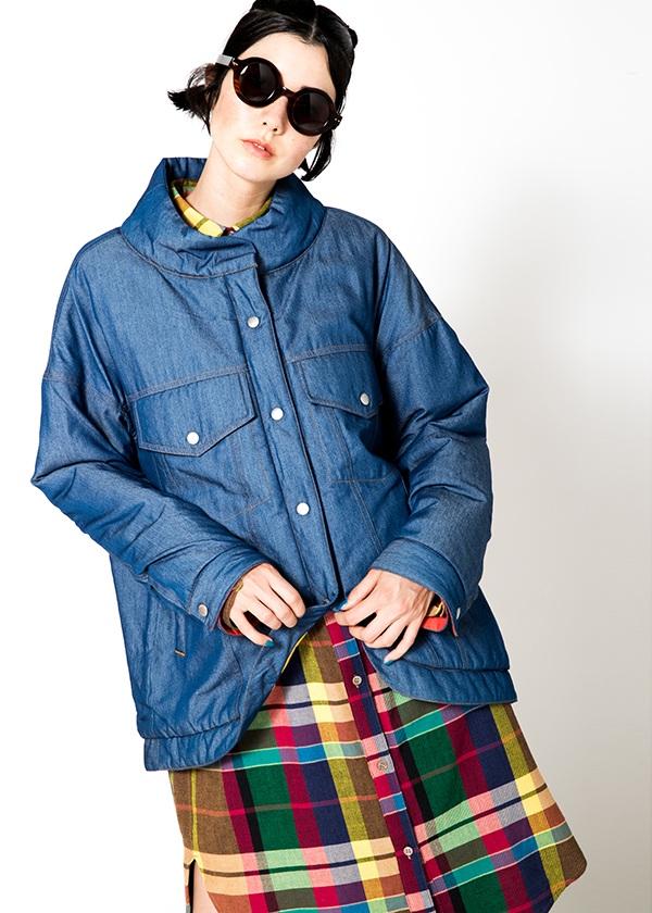 TSUMORI CHISATO / デニムダウン / ダウンジャケット