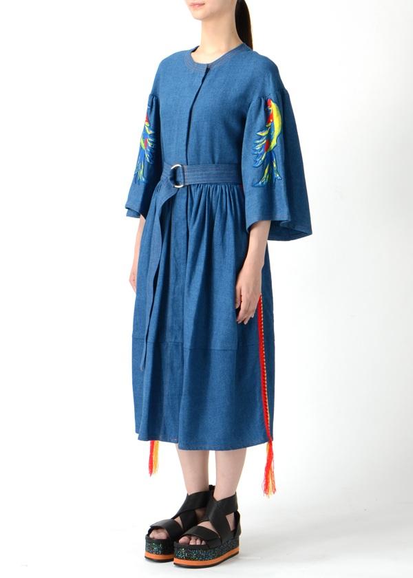 TSUMORI CHISATO / カルゼデニム / ワンピース