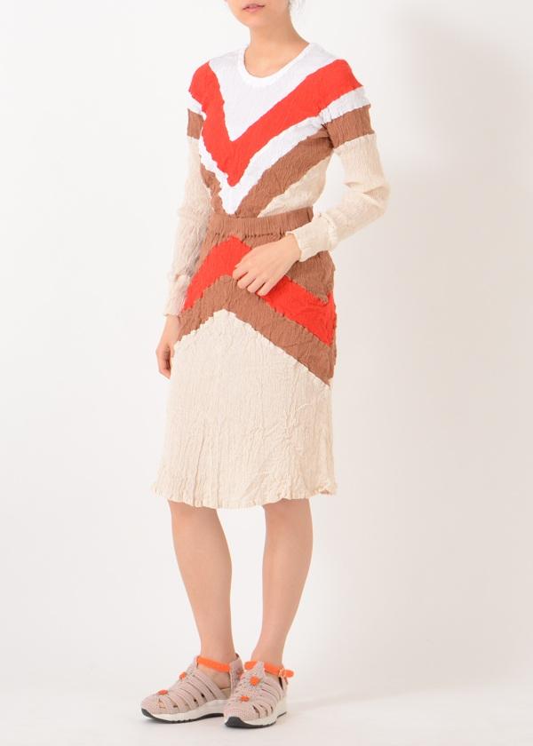 TSUMORI CHISATO / スポーティ楊柳 / スカート