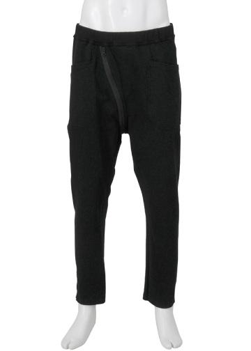 ZUCCa / メンズ 度詰めジャージィー / パンツ black(26)