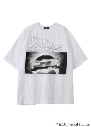 ZUCCa / メンズ 《BACK TO THE FUTURE × CABANE de ZUCCa》 DE LOREAN T 1 / Tシャツ