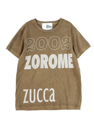 ZUCCa / S メンズ ZOROME / Tシャツ