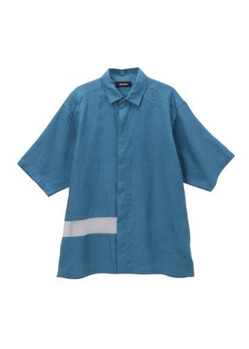 ZUCCa / メンズ リネンシャツ / シャツ