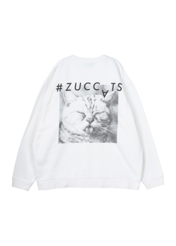 ZUCCa / (S)#ZUCCATS 裏毛 / カットソー