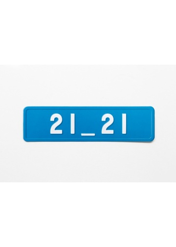 21_21 ロゴステッカー / ステッカー