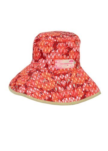 【SALE】メルシーボークー、 / S アミバナ帽 / 帽子 red(21)