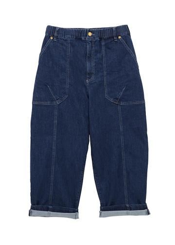 メルシーボークー、 / メンズ B:ふとデニ / パンツ