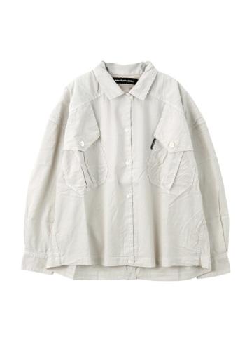 メルシーボークー、 / S B:てろシャツ / ブラウス