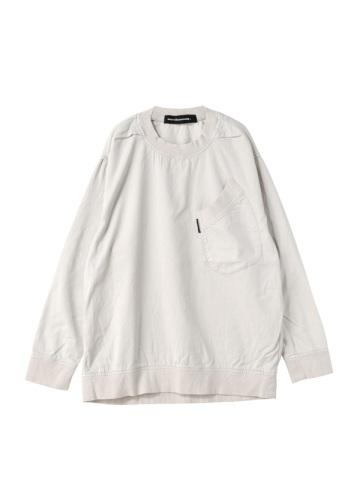 メルシーボークー、 / メンズ B:スウェットシャツ布 / シャツ