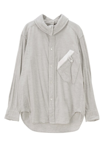 メルシーボークー、 / S B:ビキモウシャツ / シャツ