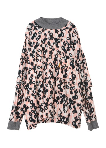 メルシーボークー、 / ハナシャツ / シャツ