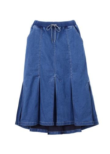 メルシーボークー、 / S B:テンこみデニム / デニムスカート